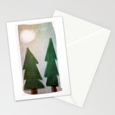 Forest nights Stationery Cards