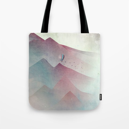 A Journey In My Dream Tote Bag