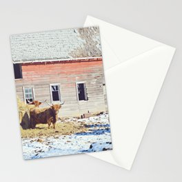 Old McDonald Had a Farm Stationery Cards