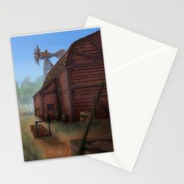 Small Farm Stationery Cards