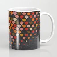 fall Mugs featuring Fall by Last Call