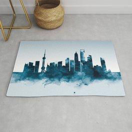Shanghai Skyline Rug