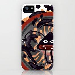 Evil Mandala iPhone Case