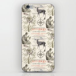 Quest for Knowledge iPhone Skin