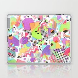 Rad Retro Party Laptop & iPad Skin