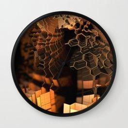 Stuff Of Dreams II Wall Clock