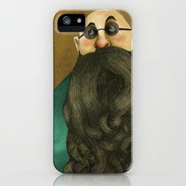 Beard iPhone Case