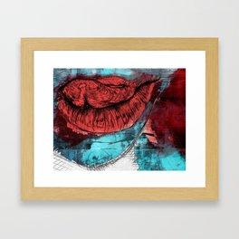 """""""I'm The Kinda"""" Framed Art Print"""
