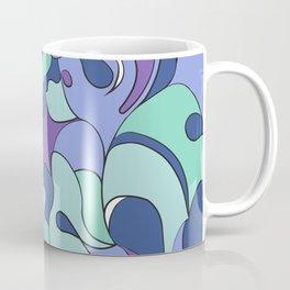 Mod Squad Blue Coffee Mug
