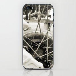Across the axes iPhone Skin