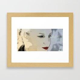 ME II Framed Art Print