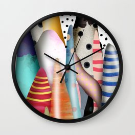 Let's do some living after we die Wall Clock