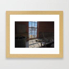 Oyster Life Framed Art Print