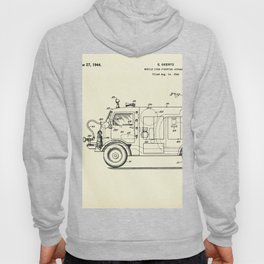 Mobile Fire Fighting Apparatus-1944 Hoody