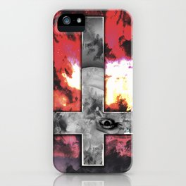 Victory Cross iPhone Case