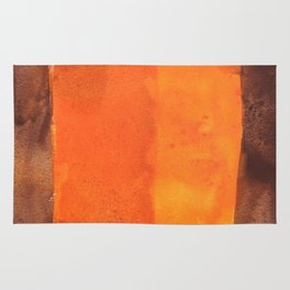 color abstract 6 Rug