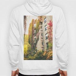 Autumn - New York City - East Village Garden Hoody