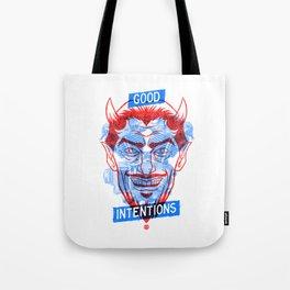 Simm (r/b) Tote Bag