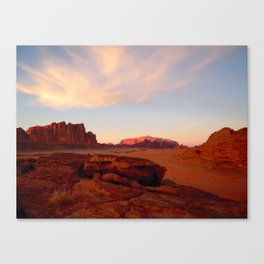 Desert #2 Canvas Print