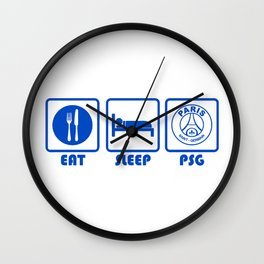 ESP: Psg Wall Clock