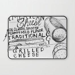 American Cheese Sandwich Laptop Sleeve