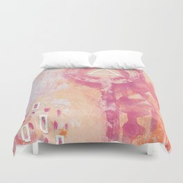 Signs Duvet Cover