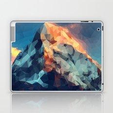 Mountain low poly Laptop & iPad Skin