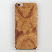chocolate iPhone & iPod Skins featuring Chocolate by Kimberly McGuiness