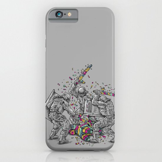 Police Brutality iPhone & iPod Case