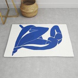 Henri Matisse - Blue Nude 1952 - Original Artwork Reproduction Rug