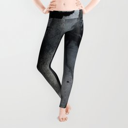 Complete absence of sound Leggings