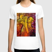 trumpet T-shirts featuring Trumpet Solo by Rick Borstelman