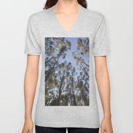 Eucalyptus Tree Unisex V-Neck