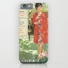 1969 - Spring SUmmer Catalog Cover iPhone 6s Slim Case