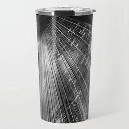 Towers and clouds Travel Mug