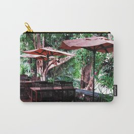 Shady Terrace  Carry-All Pouch