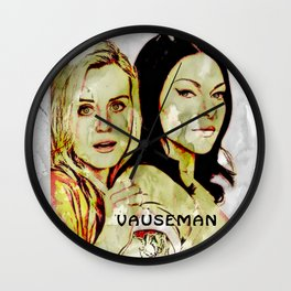 Vauseman Wall Clock