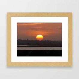 River Colne Framed Art Print