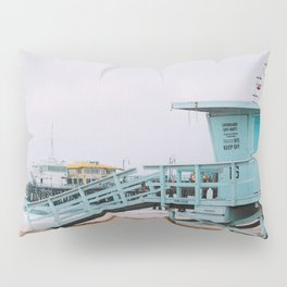 Lifeguard Off Duty Pillow Sham