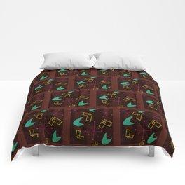Bachelor Pad Royale Atomic Design Comforters