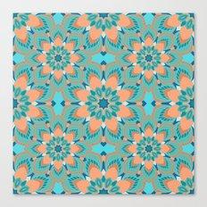Mandala 61 Canvas Print