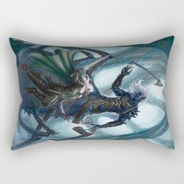 Drizzt Rectangular Pillow