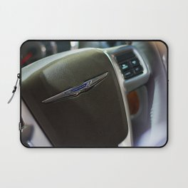 Chrysler Town & Country Limited Steering Wheel Laptop Sleeve
