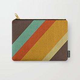 Retro 70s Color Palette Carry-All Pouch