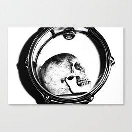 Head Bang Canvas Print