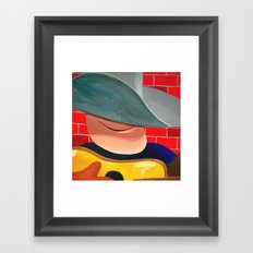 After These Framed Art Print
