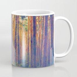 Forest - Filtering light Coffee Mug
