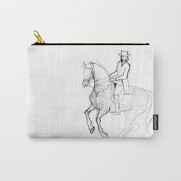 Horse (Canter Pirouette) Carry-All Pouch