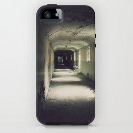 The Lost Asylum iPhone Case