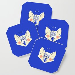 An inspired fox Coaster